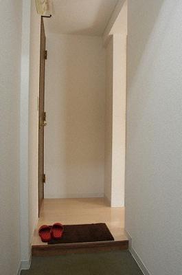【玄関】シングルコート南7条B棟