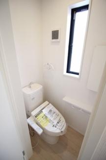 【トイレ】富士宮市阿幸地町第1 新築戸建 全2棟 (1号棟)