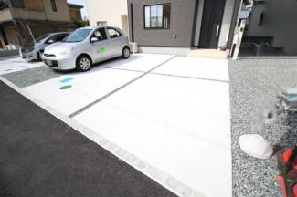 【駐車場】富士宮市阿幸地町第1 新築戸建 全2棟 (1号棟)