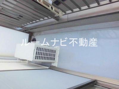 【バルコニー】サニービレッジ大江