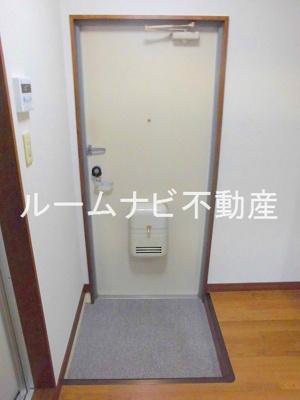 【玄関】サニービレッジ大江