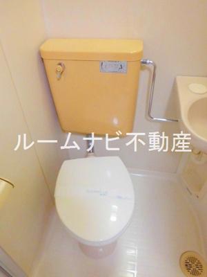 【トイレ】サニービレッジ大江