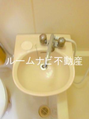 【洗面所】サニービレッジ大江