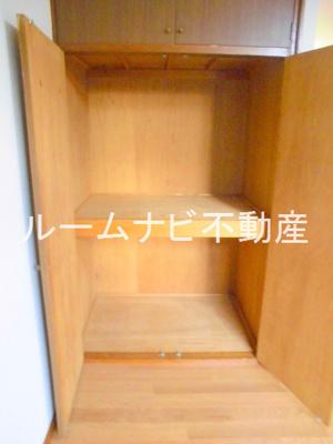 【収納】サニービレッジ大江