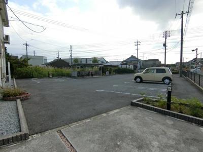 【駐車場】プラージュベル