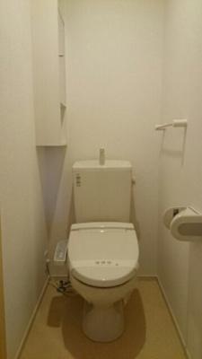 【トイレ】クランチーノ