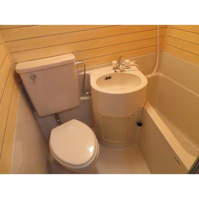 【浴室】カーシュ上馬