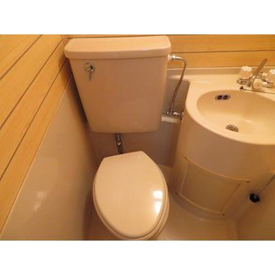 【トイレ】カーシュ上馬