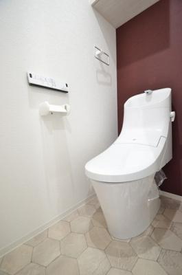 【トイレ】月光南観音 壱番館