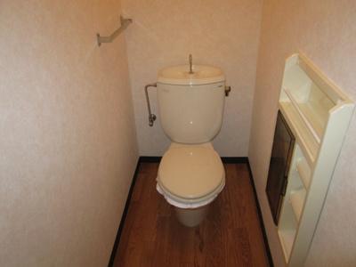 【トイレ】アネックス上野芝