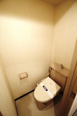 【トイレ】パークウェル下北沢