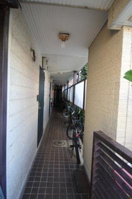 【その他共用部分】カミーノ豪徳寺