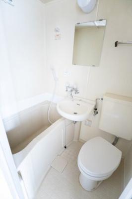 【浴室】カミーノ豪徳寺
