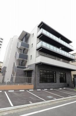 JR京浜等本線「大森」駅より徒歩圏内の築浅マンションです