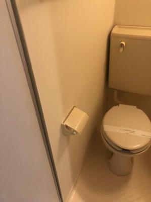 【トイレ】ヒルトップハウス恵比寿