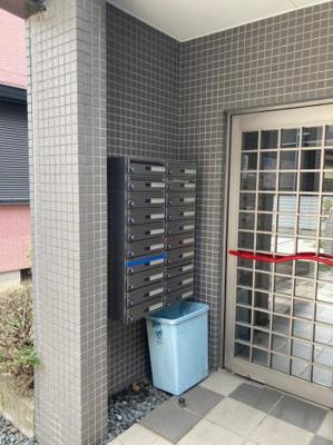 【エントランス】ヒルトップハウス恵比寿