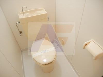 【トイレ】サンフラワーマンション