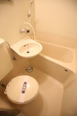 【浴室】バロール代々木