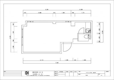 【区画図】ヴィラシャンテⅢ-B