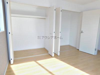 【設備】所沢市上新井2丁目・全3棟 新築一戸建 2号棟