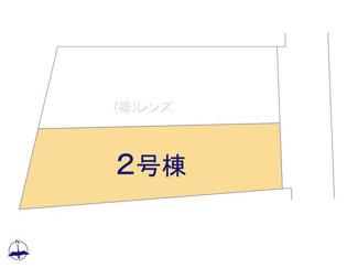 西武新宿線の急行停車駅「上石神井」駅徒歩10分、全2棟です