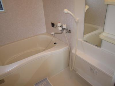 【浴室】コンフォート津久野