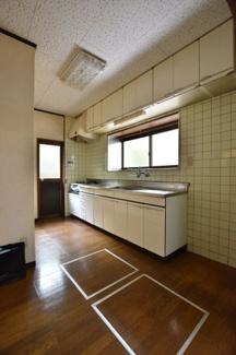 【キッチン】57396 岐阜市長良中古戸建て