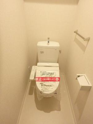 【トイレ】プロムナード白楽