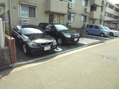 【駐車場】ミルフィーユ都筑