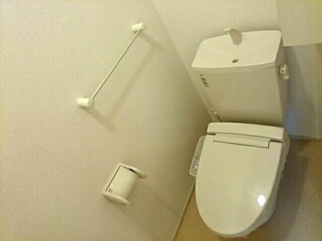 【トイレ】ソレイユメゾン