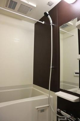 【浴室】センター ビレッジⅡ