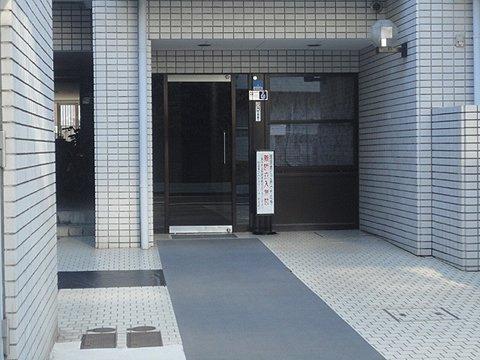 【エントランス】中銀第2小石川マンシオン
