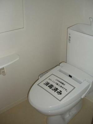 【トイレ】ラフェリオ東戸塚