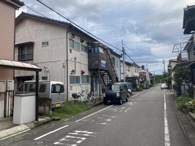 【外観】篠原荘