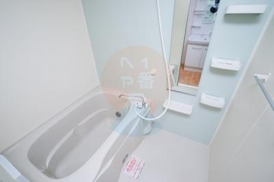 きれいなお風呂ですね