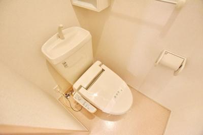 【トイレ】ヴァンベールⅡ