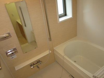 【浴室】シャーメゾン上