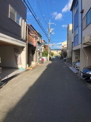 【前面道路含む現地写真】東大阪市加納7丁目 中古戸建