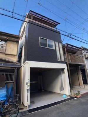 【外観】東大阪市加納7丁目 中古戸建