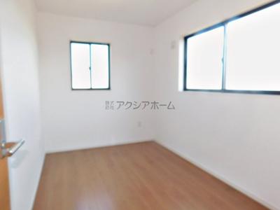 【設備】所沢市上新井2丁目・全3棟 新築一戸建 3号棟