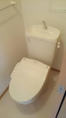 【トイレ】ブライトハウス西村