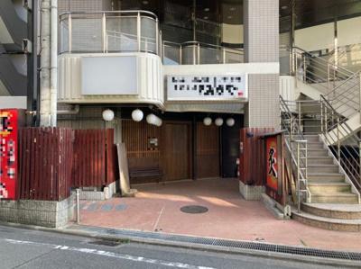 【外観】橋波東之町1丁目貸店舗