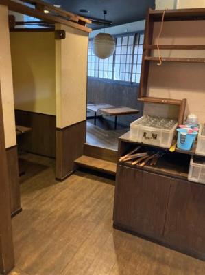 【内装】橋波東之町1丁目貸店舗