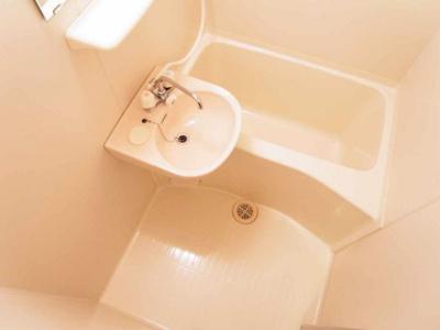 【浴室】レオパレスカームYOSHIDA