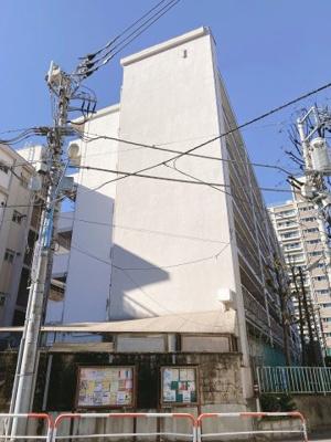 【外観】新宿コーポ1号館
