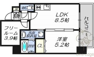 S-FORT福島LaLuna