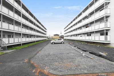 【駐車場】ビレッジハウス日立4号棟