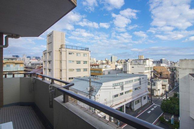 パーク・ハイム中野富士見町:眺望画像1