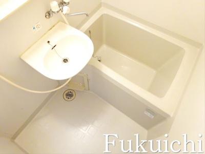 【浴室】ドエル学芸大