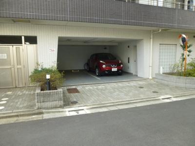 【駐車場】プレール・ドゥーク亀戸